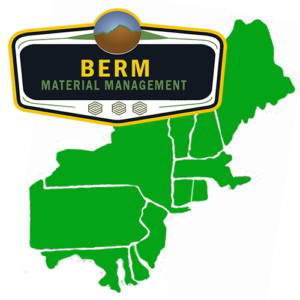Berm Material Management