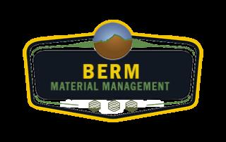 Berm Material Management